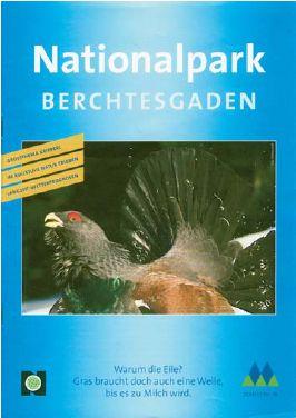 Abbildung der Nationalparkzeitschrift